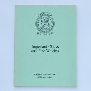 christies-catalogues-enchères-aderwatches-shop